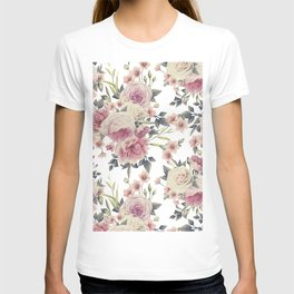 FLORAL PATTERN 5 T-shirt