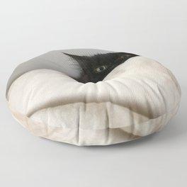 PEEK A BOO BAT M* Floor Pillow
