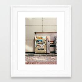 01 Framed Art Print