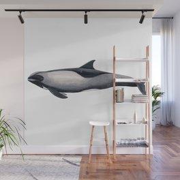 Melon-headed whale Wall Mural