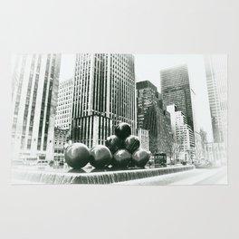 New York cu Rug