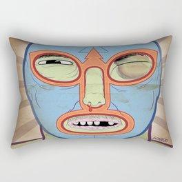 Lucha Libre Rectangular Pillow