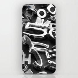 Vehicle Type iPhone Skin