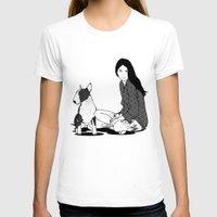 elmo T-shirts featuring ELMO & Tara by Michel Toral