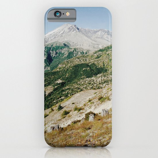Mt St Helens iPhone & iPod Case