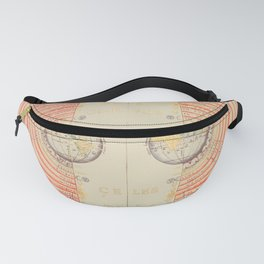A Geocentric Universe Fanny Pack