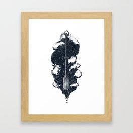 OAR Framed Art Print