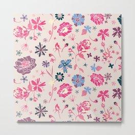 Fragrant Blooms 2 Metal Print