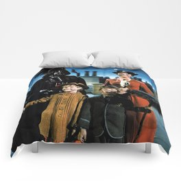 Darth Vader in Mary Poppins Comforters