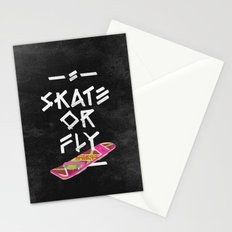 Skate or Fly Stationery Cards