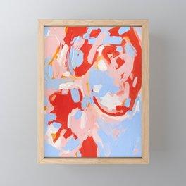 Color Study No. 8 Framed Mini Art Print