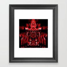 BOT1 Framed Art Print