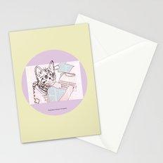 Dedicated Follower Of Fashion  Stationery Cards