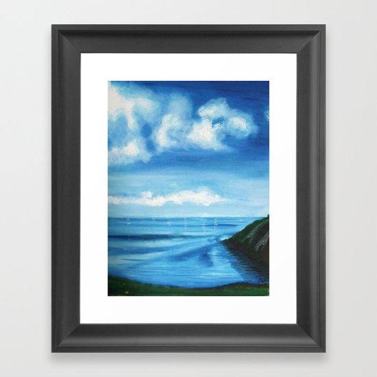 West Cork Framed Art Print