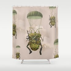 Military Shower Curtain