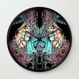 jellyvision Wall Clock
