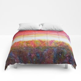 Wildflower Daze Comforters