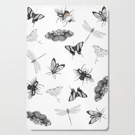 Entomologist Dreams Cutting Board