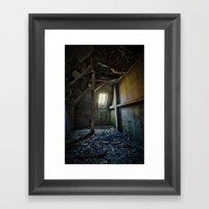 Rafters Framed Art Print