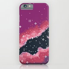 Pink Rift Galaxy (8bit) Slim Case iPhone 6s