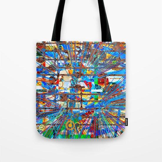 Shawn (Goldberg Variations #28) Tote Bag