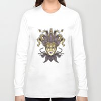 carnival Long Sleeve T-shirts featuring Carnival by merci