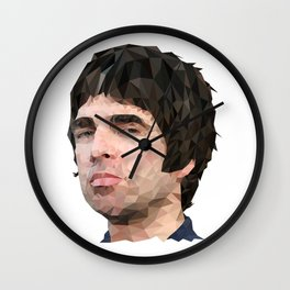 Noel Gallagher Wall Clock