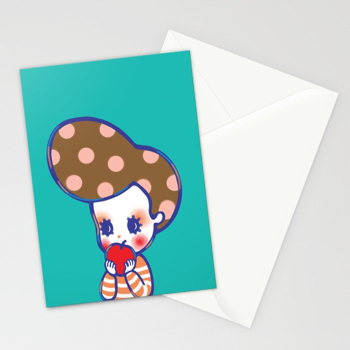 Cozy Afternoon Stationery Cards
