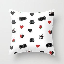 Caraval - 1 Throw Pillow