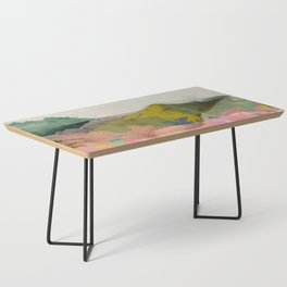 summer landscape Coffee Table