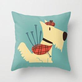 Scottish  Terrier - My Pet Throw Pillow