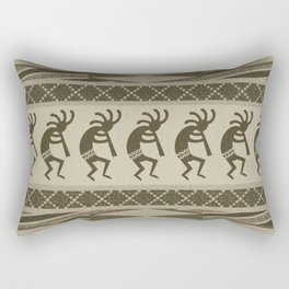 Southwest Kokopelli Rectangular Pillow