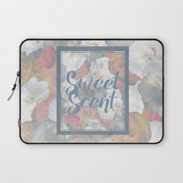 The Sweet Scent of Spring Laptop Sleeve