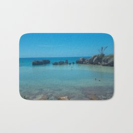 Time to Relax Bath Mat
