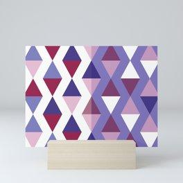 Candy Cones Mini Art Print