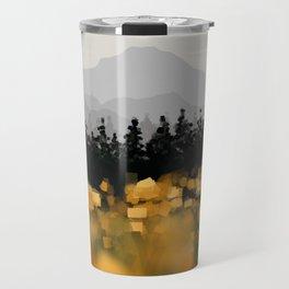 All Yellow Travel Mug