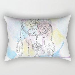 Capteur de rêve Rectangular Pillow