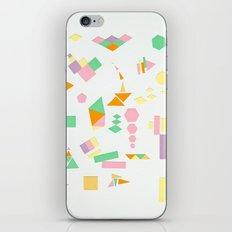 Juxtapose iPhone Skin