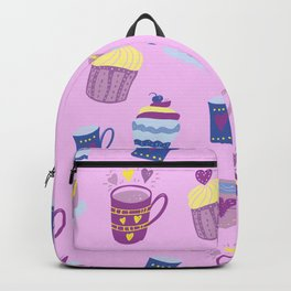 Delicious love - Valentine's Day pattern Backpack