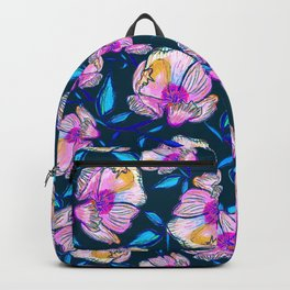 Midnight Buttercups Backpack