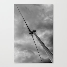 Scottish Power No.3 Canvas Print