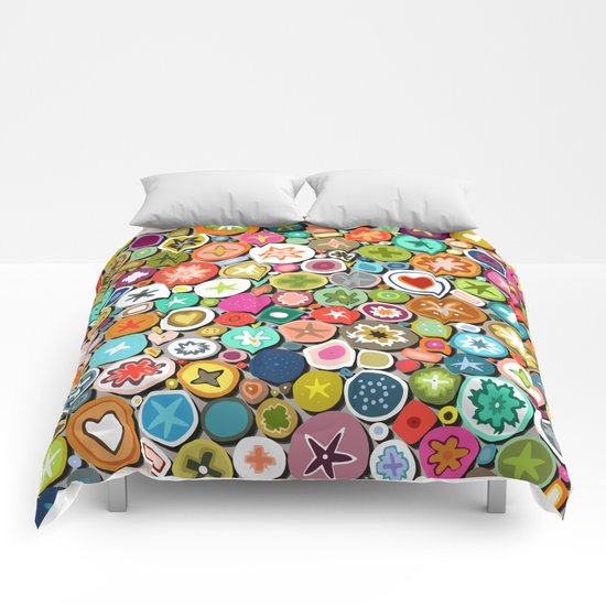 millefiori Comforters