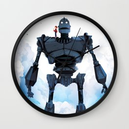 Giant Friend Wall Clock