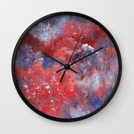 Thoughtscape 4 Wall Clock