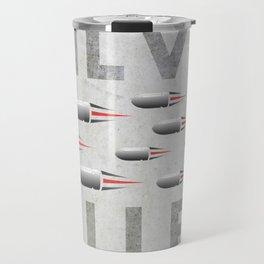 THE SILVER BULLETS Travel Mug