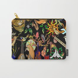 Sing My Song Carry-All Pouch