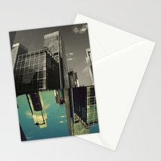 Canary Wharf - Poster, Art Print, Framed Art Print and Canvas  Stationery Cards