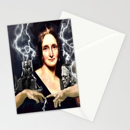 Mary Shelley Stationery Cards
