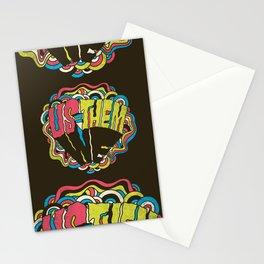 US = THEM Stationery Cards