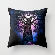 'Tree of Life' Throw Pillow